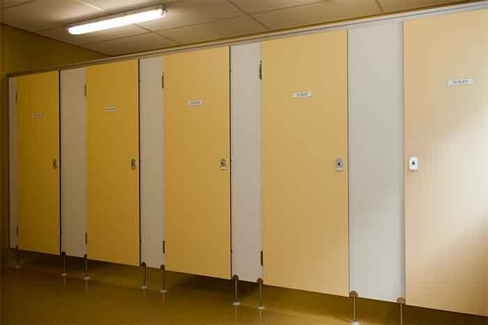 Comfortabel sanitair camping GoedVertoef